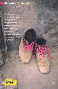 okładka Strefa Ejlat, Książka | Eli Barbur