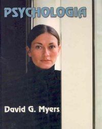 okładka Psychologia, Książka | David G. Myers