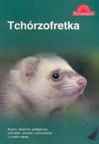 okładka Tchórzofretka, Książka |