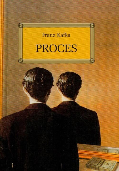 okładka Proces, Książka | Franz Kafka