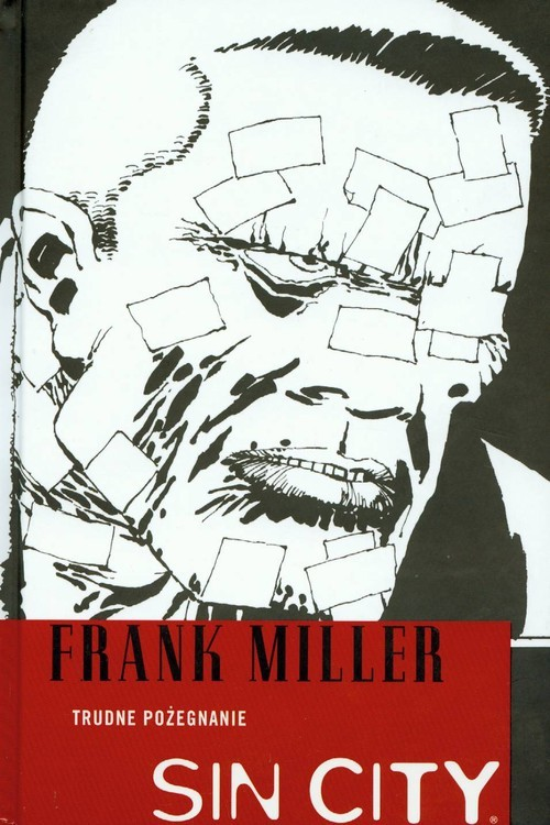 okładka Sin City Trudne pożegnanie Tom 1, Książka | Miller Frank