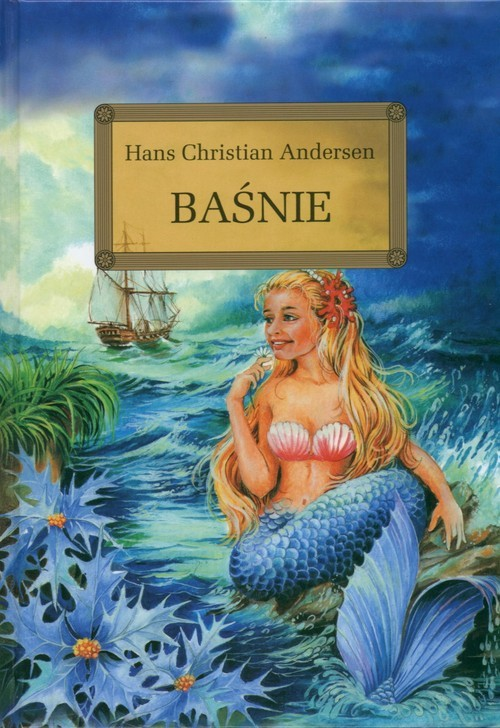 okładka Baśnie, Książka   Hans Christian Andersen