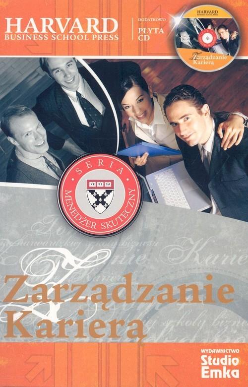 okładka Zarządzanie karierą + CD, Książka |