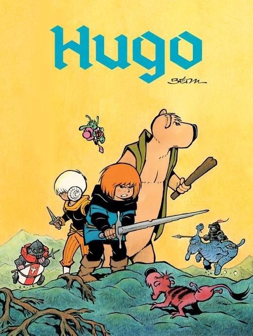 okładka Hugo, Książka | Dumont Bernard