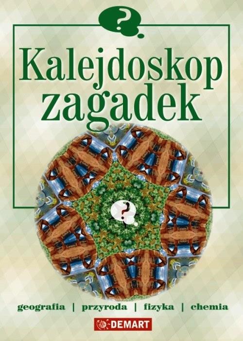 okładka Kalejdoskop zagadek, Książka | Basaj Filip, Paweł Cygan Jakub, Jankowi Beata