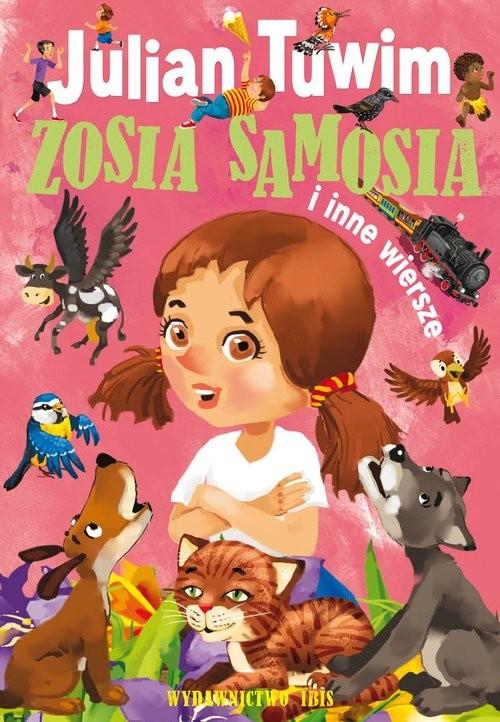 okładka Zosia-Samosia i inne wiersze, Książka | Julian Tuwim