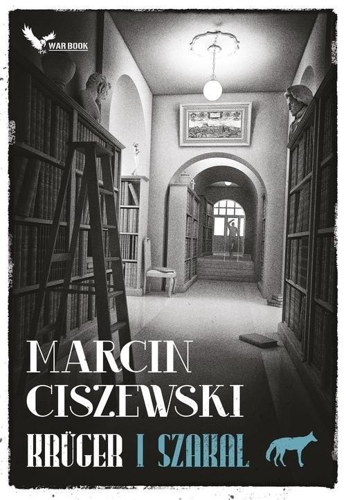 okładka Krüger i Szakal Tom 1, Książka | Marcin Ciszewski