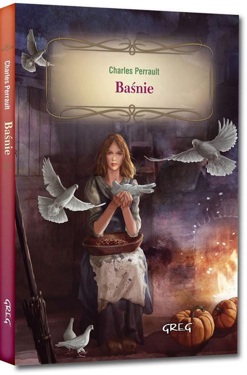 okładka Baśnie Perraulta, Książka | Charles Perrault