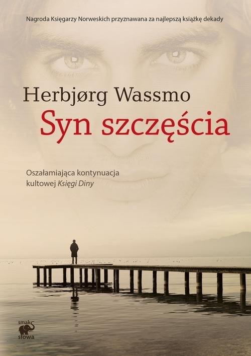 okładka Trylogia Diny Tom 2 Syn szczęścia, Książka | Wassmo Herbjorg