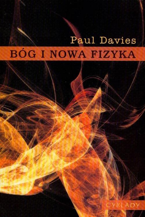 okładka Bóg i nowa fizyka, Książka | Davies Paul