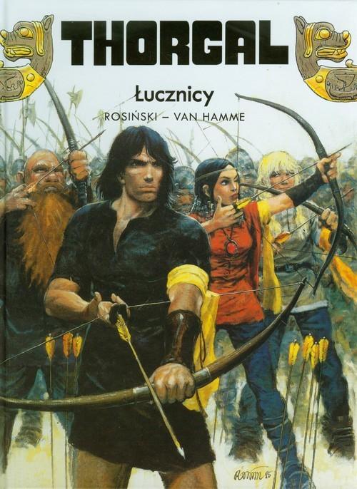 okładka Thorgal Łucznicy Tom 9, Książka | Grzegorz Rosiński, Jean Hamme