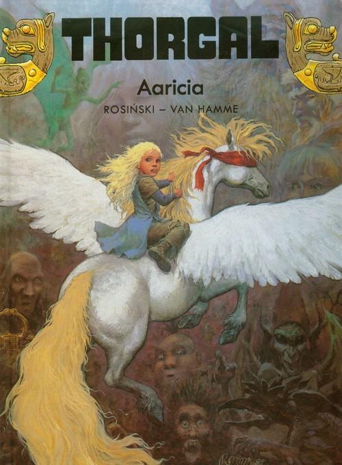 okładka Thorgal Aaricia Tom 14, Książka | Grzegorz Rosiński, Jean Hamme