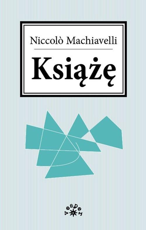 okładka Książęksiążka |  | Machiavelli Niccolo