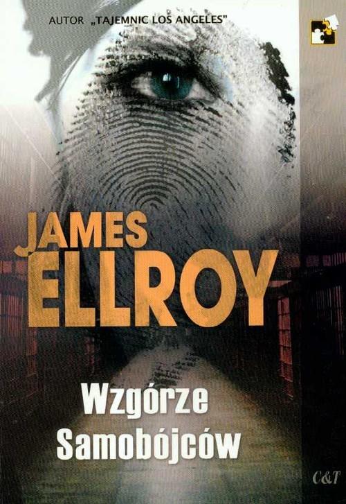 okładka Wzgórze samobójców, Książka | Ellroy James