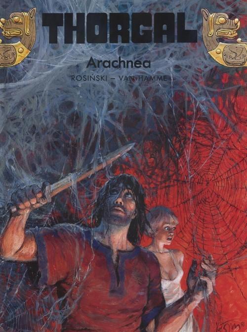 okładka Thorgal Arachnea Tom 24, Książka | Grzegorz Rosiński, Jean Hamme