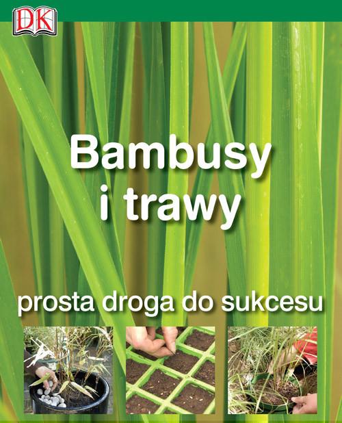 okładka Bambusy i trawy Prosta droga do sukcesu, Książka | Ardle Jon