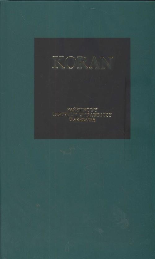 okładka Koran, Książka |