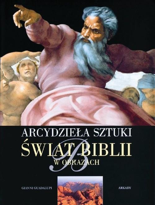 okładka Świat Biblii w obrazach, Książka | Guadalupi Gianni