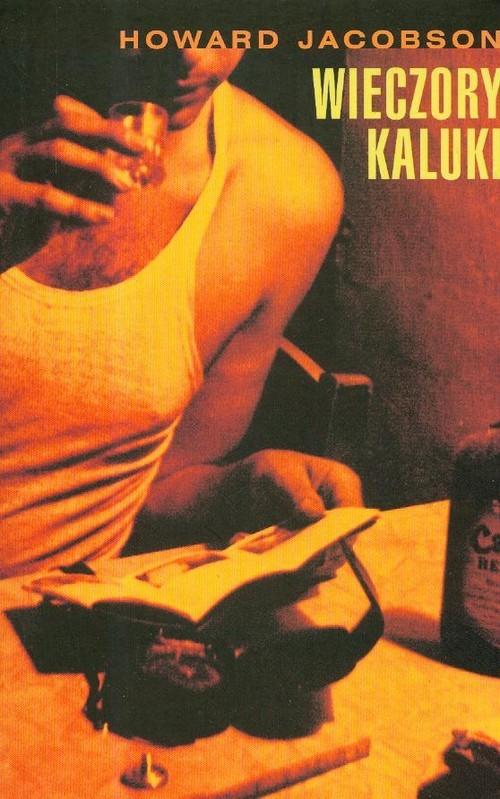 okładka Wieczory kaluki, Książka | Jacobson Howard