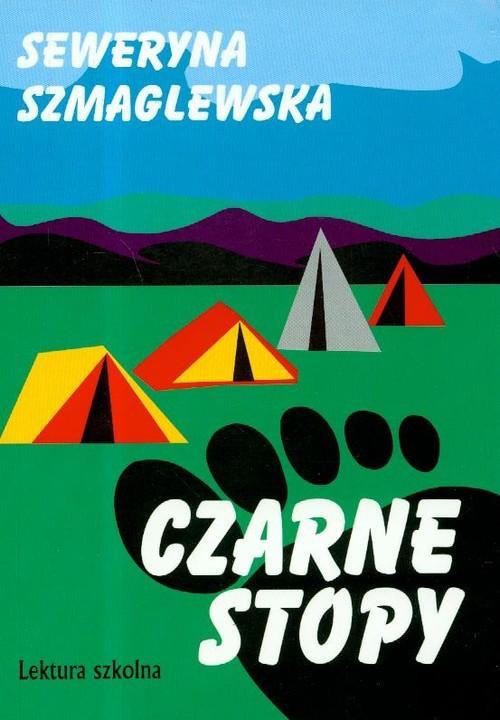 okładka Czarne stopyksiążka |  | Szmaglewska Seweryna