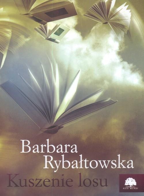 okładka Kuszenie losu, Książka | Rybałtowska Barbara