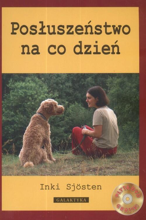 okładka Posłuszeństwo na co dzień + DVDksiążka |  | Sjosten Inki