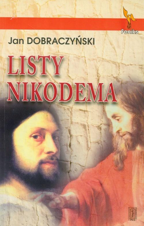 okładka Listy Nikodema, Książka | Dobraczyński Jan