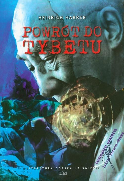 okładka Powrót do Tybetu, Książka | Heinrich Harrer