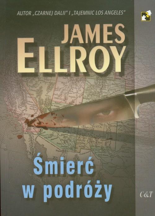okładka Śmierć w podróży, Książka | Ellroy James