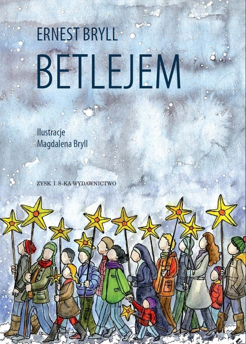okładka Betlejem, Książka | Ernest Bryll