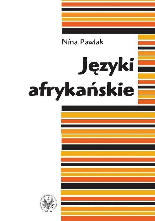 okładka Języki afrykańskie, Książka | Pawlak Nina
