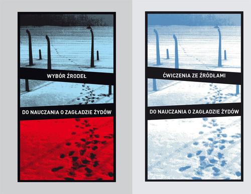 okładka Wybór źródeł do nauczania o zagładzie Żydów na okupowanych ziemiach polskich Materiały pomocnicze dla szkół ponadpodstawowych  + Ćwiczenia dla szkół ponadpodstawowych + CD-ROM z, Książka | Barbara Engelking, B. Jędruszczak, D Libionka