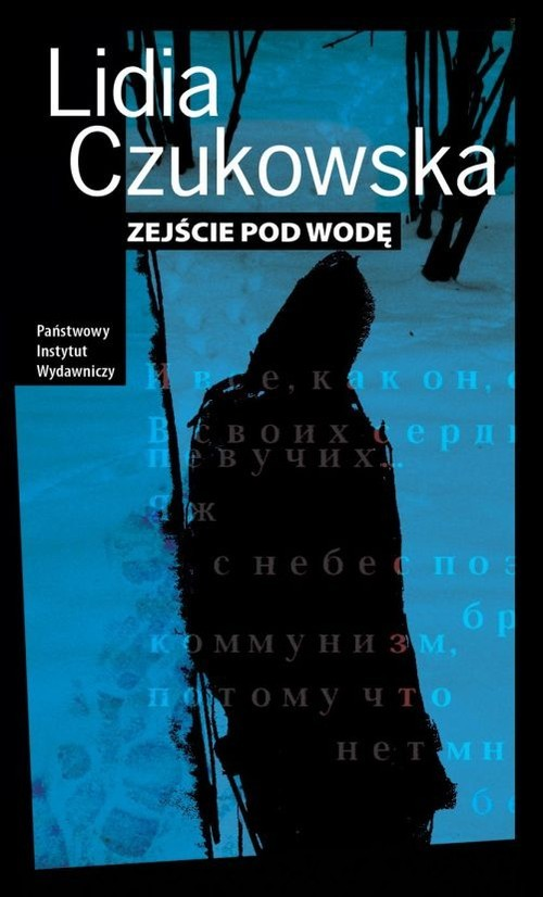 okładka Zejście pod wodę, Książka | Czukowska Lidia