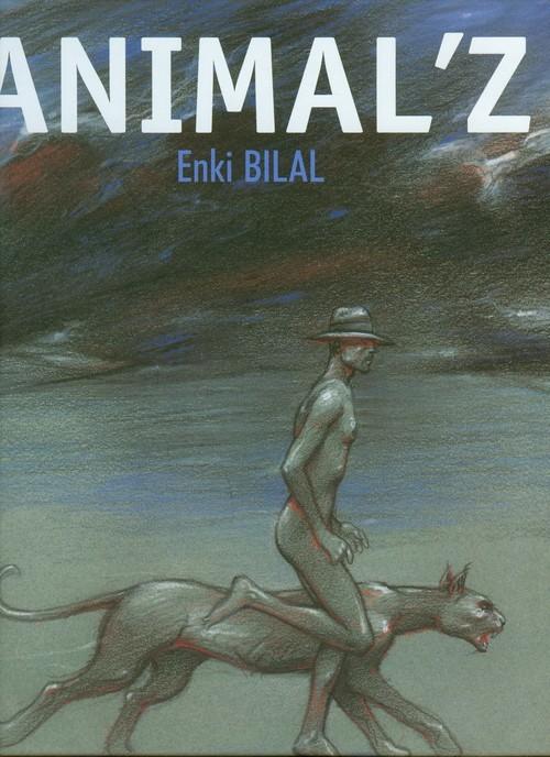 okładka Mistrzowie Komiksu Animal`z, Książka | Bilal Enki
