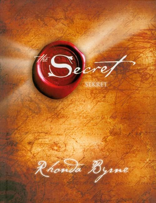 okładka Sekret, Książka | Byrne Rhonda