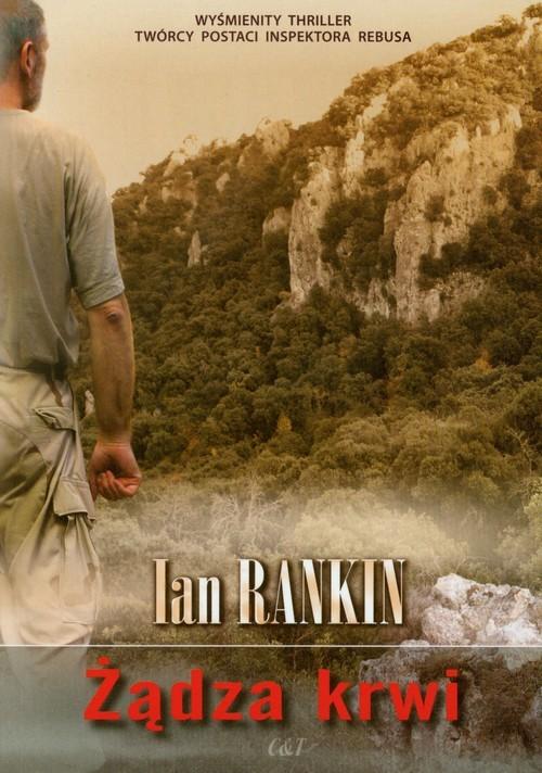 okładka Żądza krwi, Książka | Rankin Ian