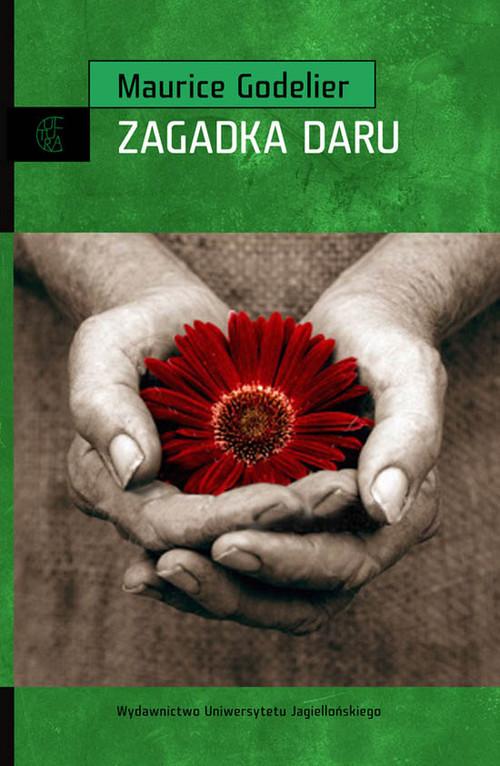 okładka Zagadka daru, Książka | Godelier Maurice