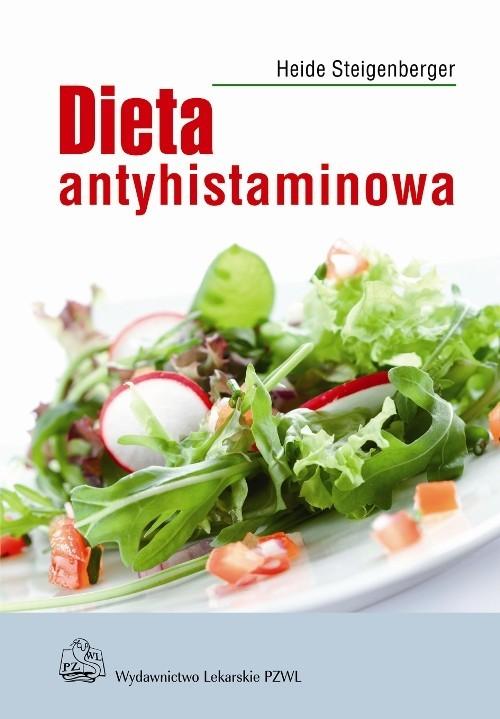 okładka Dieta antyhistaminowa, Książka   Steigenberger Heide
