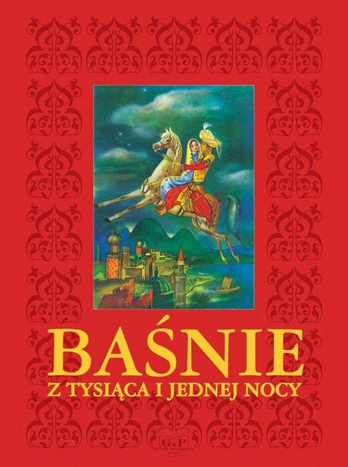 okładka Baśnie z tysiąca i jednej nocy, Książka  