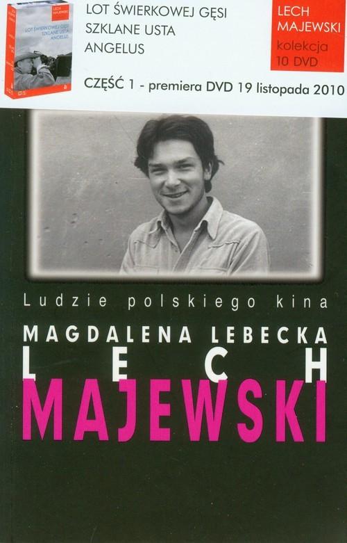 okładka Lech Majewski Ludzie polskiego kina, Książka | Lebecka Magdalena