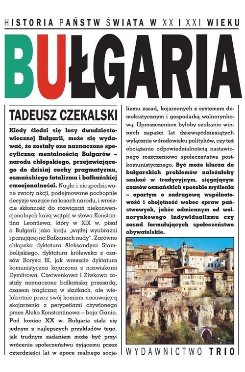 okładka Bułgaria, Książka | Czekalski Tadeusz