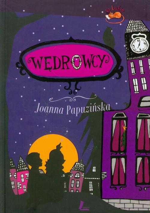 okładka Wędrowcyksiążka |  | Papuzińska Joanna