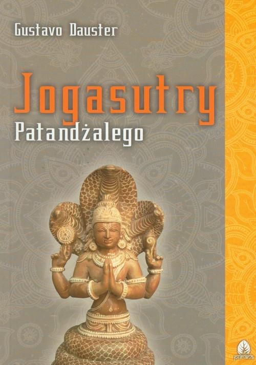 okładka Jogasutry Patandżalego, Książka | Dauster Gustavo