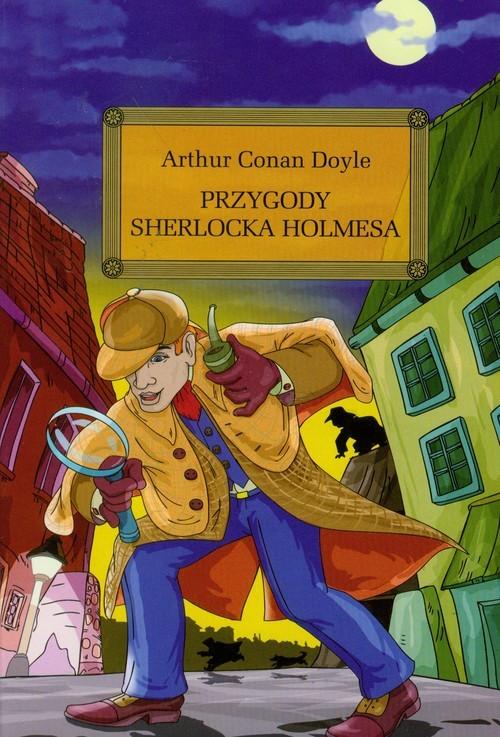 okładka Przygody Sherlocka Holmesaksiążka |  | Arthur Conan Doyle