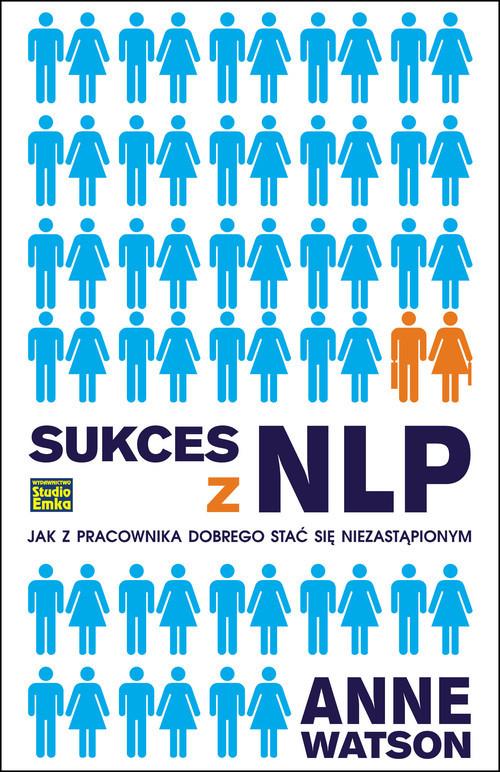 okładka Sukces z NLP, Książka | Watson Anne