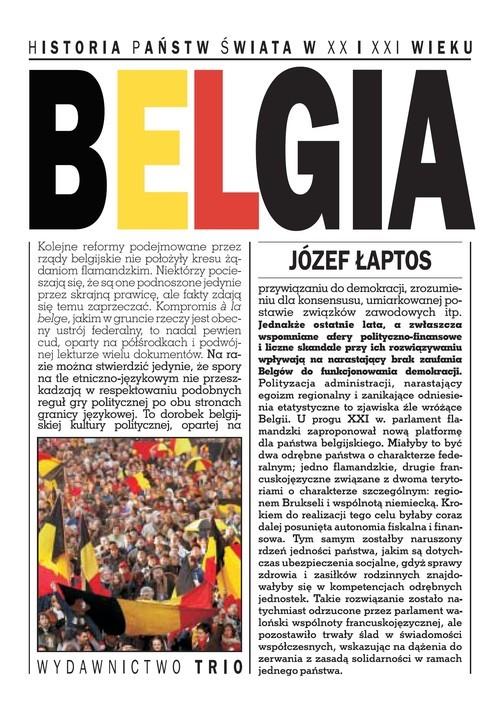 okładka Belgiaksiążka |  | Łaptos Józef