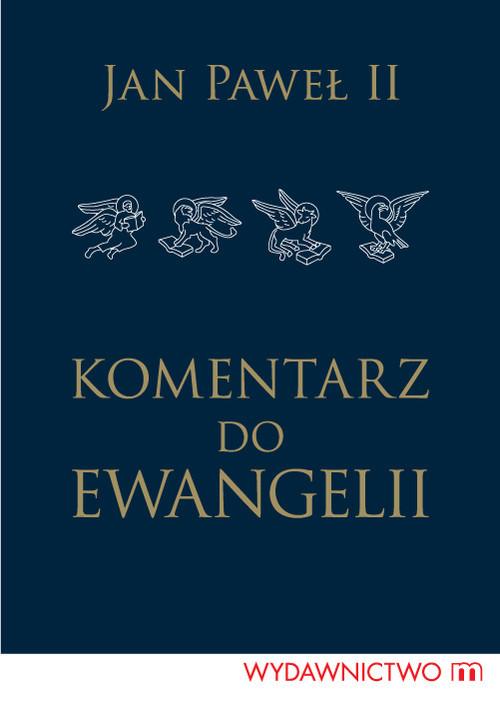 okładka Komentarz do Ewangelii, Książka | Paweł II Jan