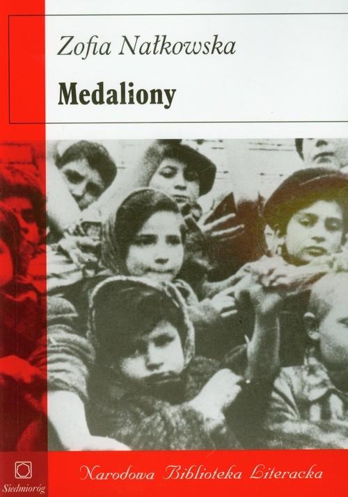 okładka Medaliony, Książka | Nałkowska Zofia