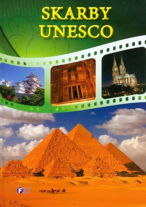 okładka Skarby UNESCO, Książka |