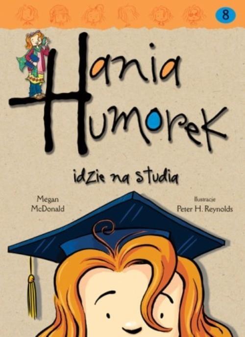 okładka Hania Humorek idzie na studiaksiążka |  | McDonald Megan